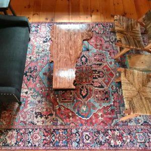 1824 House Barn Door Club Vermont table