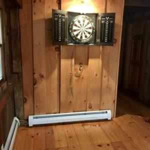 Darts at the 1824 House Barn Door Club