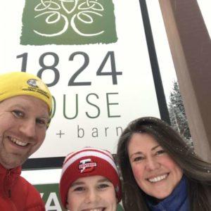 Sean Finnegan and Farrell 1824 House Inn + Barn