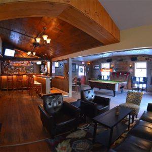 Tavern & Pool Room