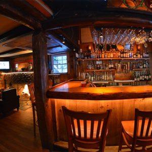 Bar & Tavern Fireplace