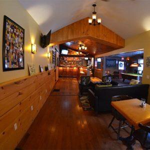 Tavern Lounge Area