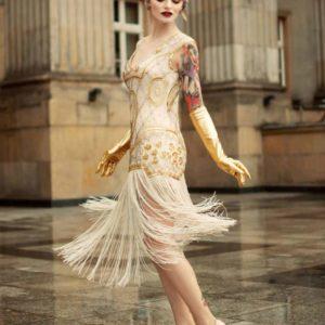 Cream_Gold_Flapper_Dress