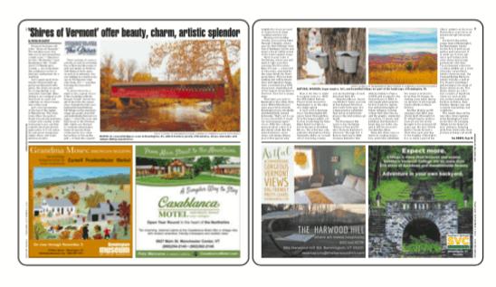 Boston Herald feature