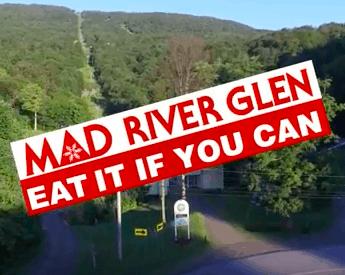 Mad River Glen Fish Fry video