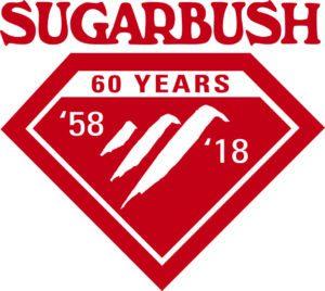 Sugarbush 60th anniversary logo