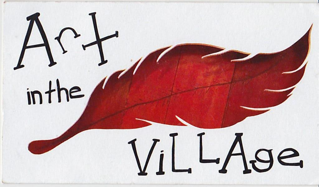 art in the village