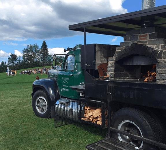 Open Hearth Pizza Truck