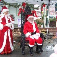 Santa at MRV Country Christmas