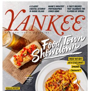 Yankee Magazine Cover